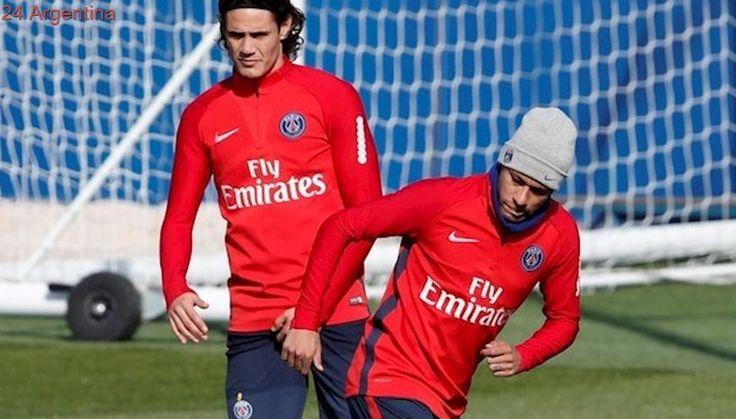 Edinson Cavani rechazó una fortuna para dejar que Neymar patee los penales