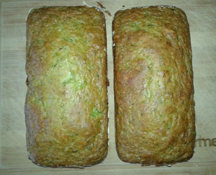 Low Nickel Sweet Zucchini Bread Recipe Food allergies