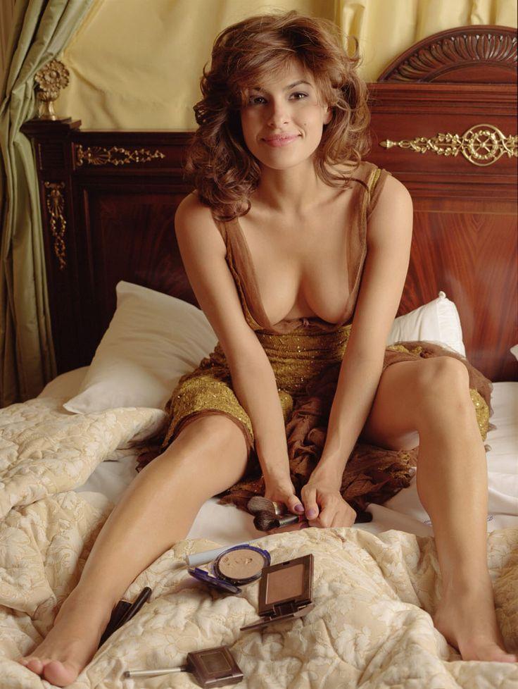 Eva Mendes Tits Naked