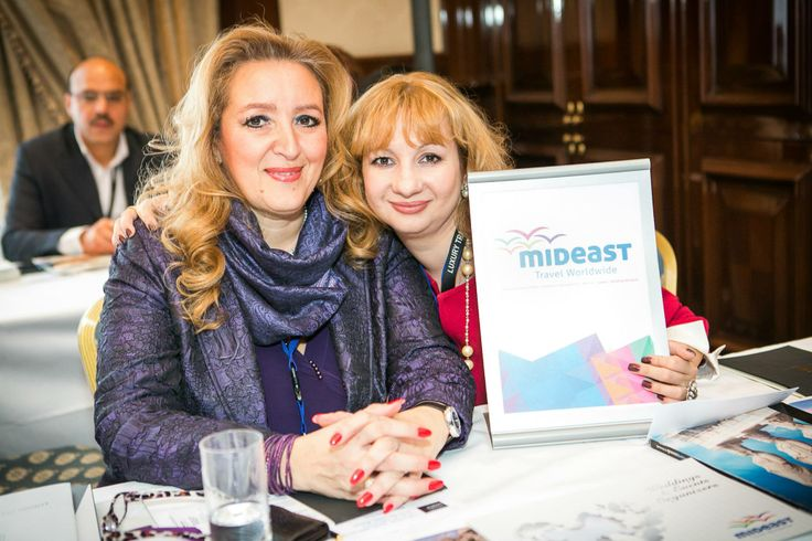 MidEast Travel participated in the LTM, the leading luxury travel exhibition.