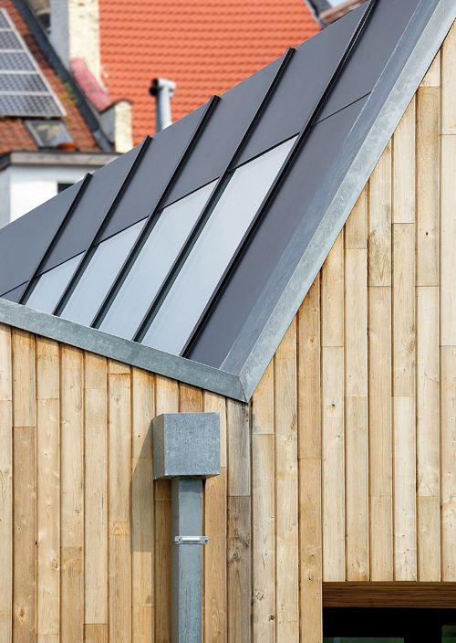 25 Best Ideas About Zinc Roof On Pinterest Modern Barn
