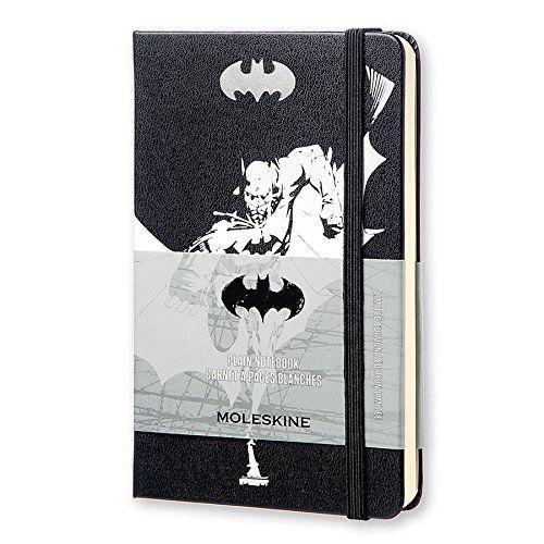 Moleskine Batman Limited Edition Notebook, Pocket, Plain,... https://www.amazon.com/dp/B00NOIH9MM/ref=cm_sw_r_pi_dp_x_qYuOxb7EFBEDY
