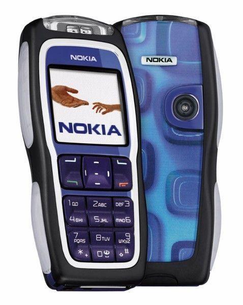 Nokia 3220.. lo tuve del 2005 al 2007