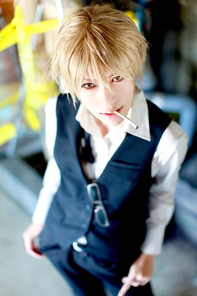Shizuo | Cosplay and costumes | Pinterest