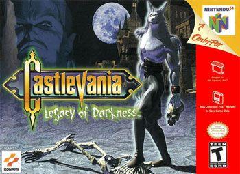Castlevania Legacy O…