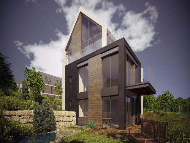 Minimalist modern house exterior, minimalist exterior, modern house exterior, masculin exterior