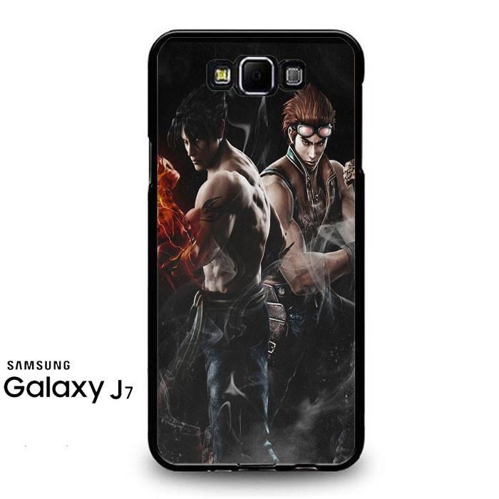 Tekken Tag Tournament 2 Samsung Galaxy J7 Prime Case