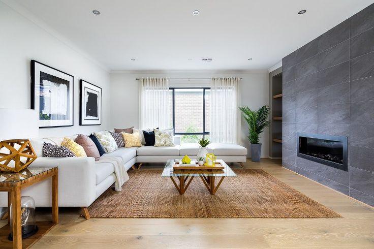 Metricon Homes Resort Look Book Living Room