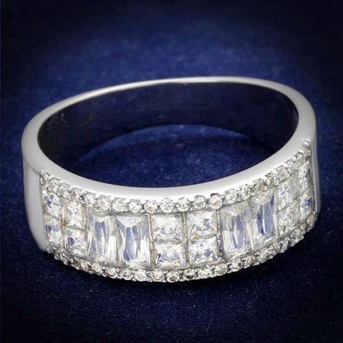 5TCW Russian Lab Diamond Braut Set Ehering Ring   – Products