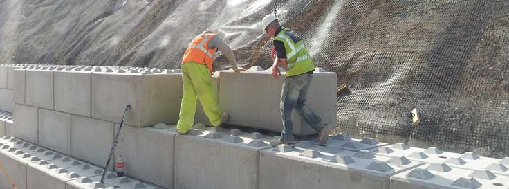 Blog : Interlocking Concrete blocks for retaining wall structures-SR