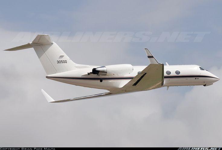 Gulfstream Aerospace C-20A Gulfstream III (G-1159A) - USA - Navy   Aviation Photo #2563246   Airliners.net