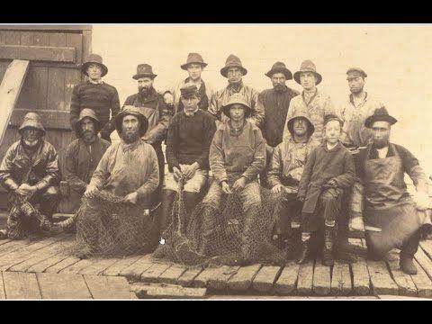 Newfoundland historic cod fishery