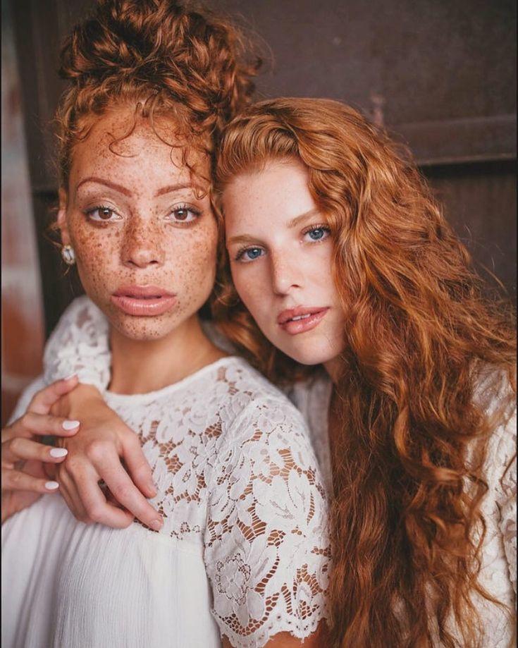 "2,258 Likes, 52 Comments - Madelynne Ross (@madelynneross) on Instagram: ""R E D B R O W N B L U E #redheads #freckles #naturalredhead #gingerlife #naturalhair @saltmodel …"""