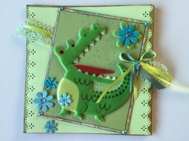 DIY bursdagskort