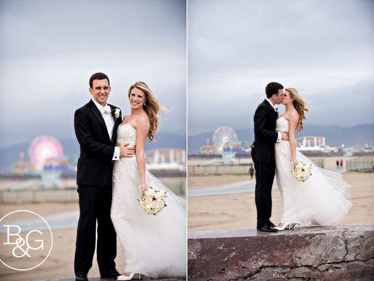 Jennifer & Daniel, Casa del Mar wedding, Santa Monica Wedding Photographer