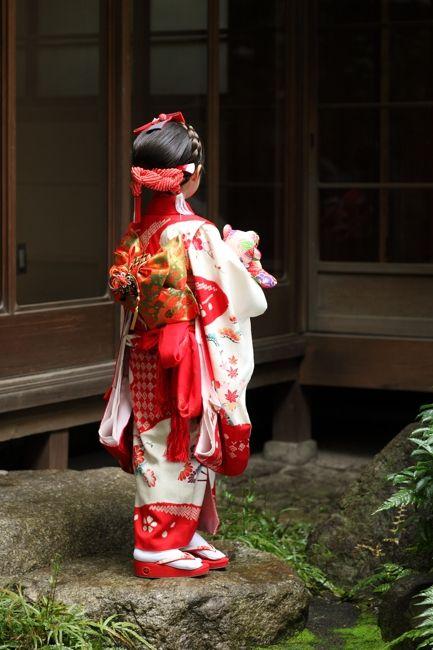 7-5-3 Kimono