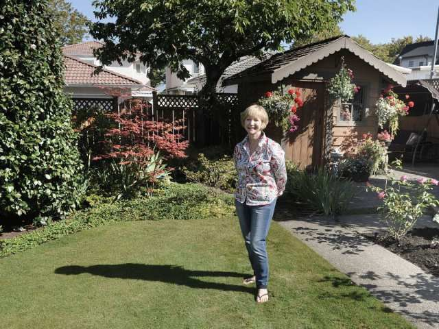 Steve Whysall: East Van gardener makes sentimental sacrifice for her family