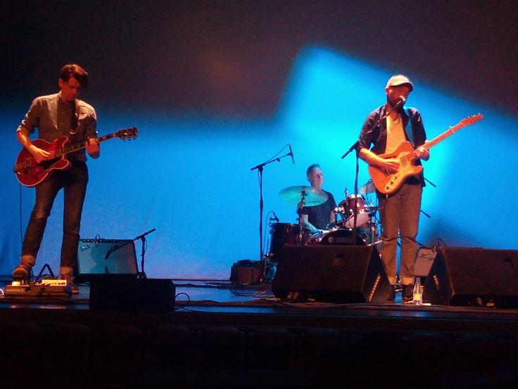 Ben Watt trio