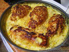 Блюда на ужин - 50 рецептов с фото