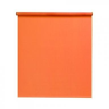 Sencys rolgordijn verduisterend uni oranje 210 x 190cm | Praxis