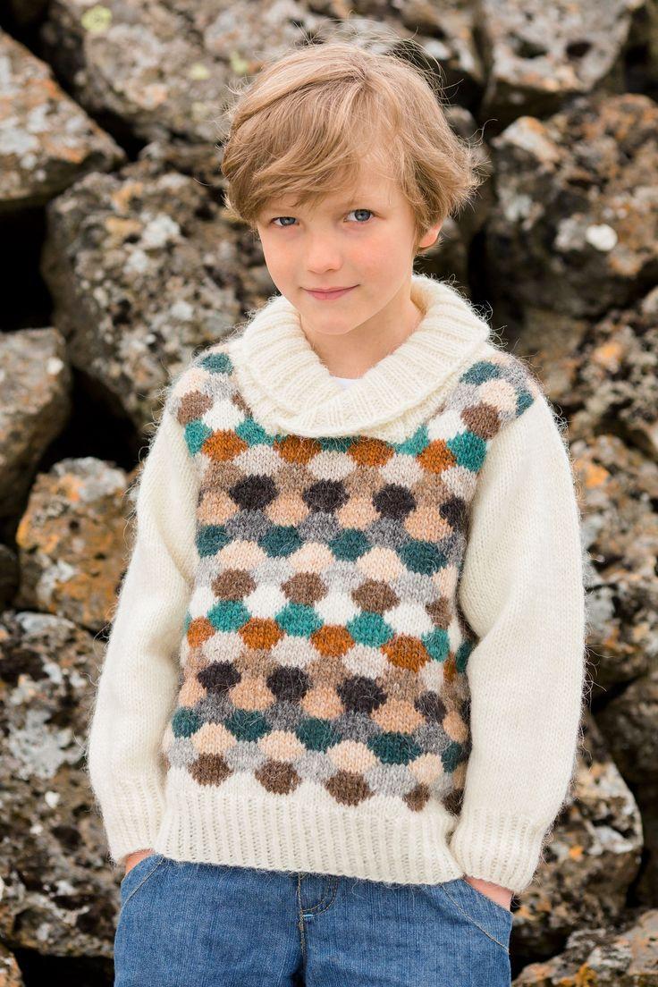 The 78 best boys kids lopi lopapeysa icelandic sweaters fuzzy fluffy ...
