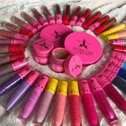 - Jeffree Star Cosmetics