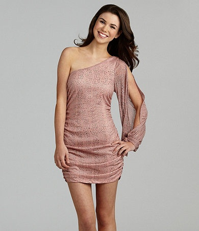 in love!!!Dillards Dillardscom, Mesh Dresses, Evening Dresses, Junior Clothing, Parties Dresses, Dresses Dillards, Dillards Com, Junior Dresses, Clothing Apparel