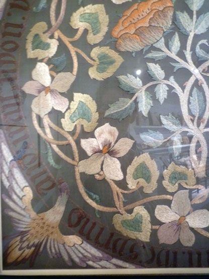 Arts And Crafts Movement Embroidery