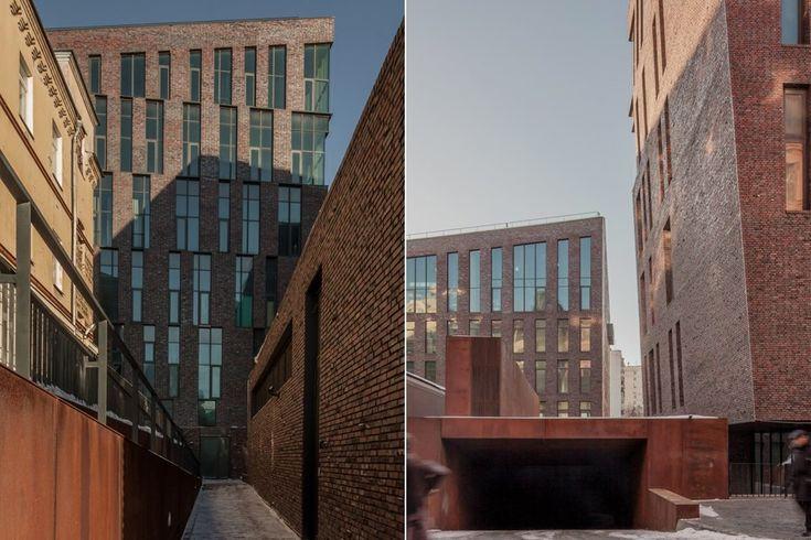 Нелужковский стиль: 5 удачных современных зданий вцентре Москвы. Изображение № 35.