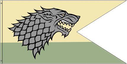Stark Outdoor Flag