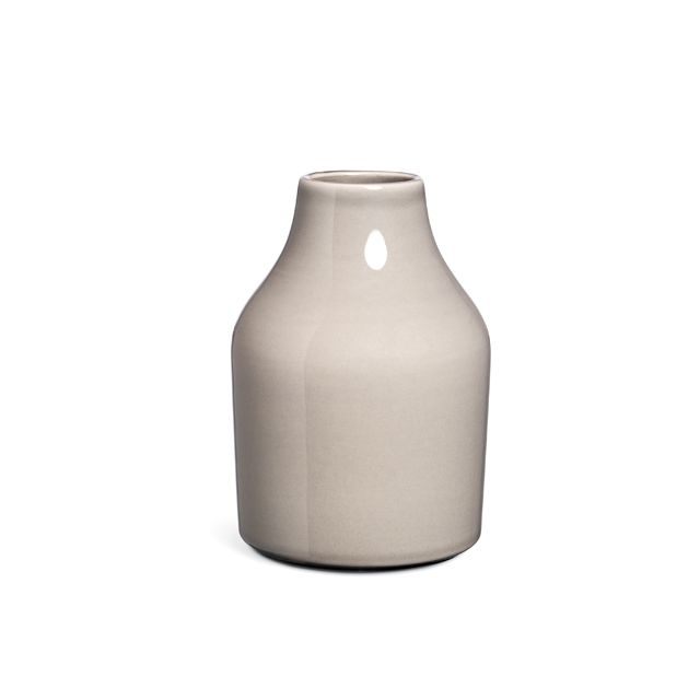 Grey Mini Vase