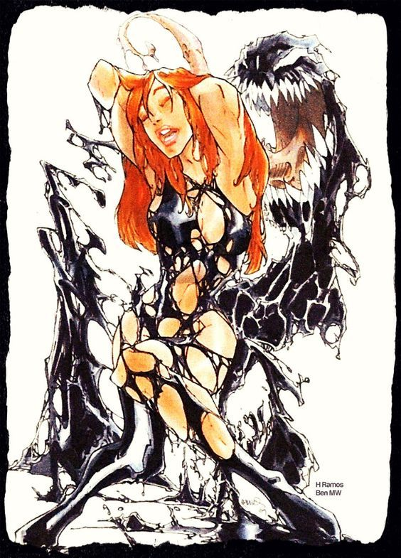 133 best Sexy symbiotes she-venoms images on Pinterest ...
