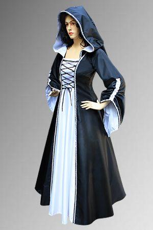 Medieval Gothic Dress Renaissance Celtic Irish Size XXL ...