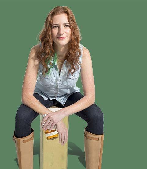 Nicole Austin, Master Blender for Kings County Distillery