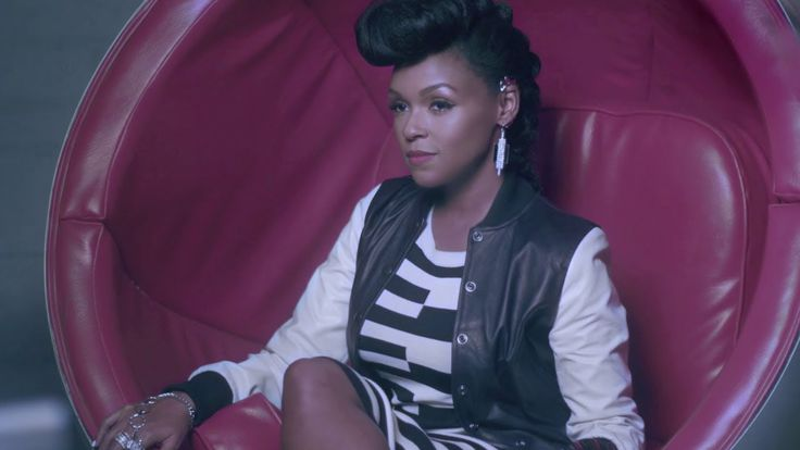 Janelle Monáe - PrimeTime ft. Miguel [Official Video] * And can we talk about how amazing her hair, makeup, shoes and fit is?!*