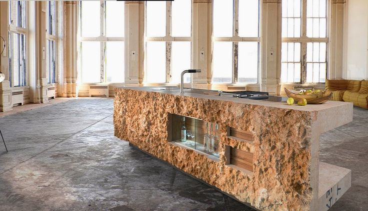 Architectural Kitchen design - cool contemporary kitchens and interior design