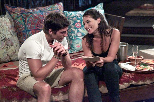 'Bachelor In Paradise' Recap: Ashley I. Wants To Give Jared HerV-Card