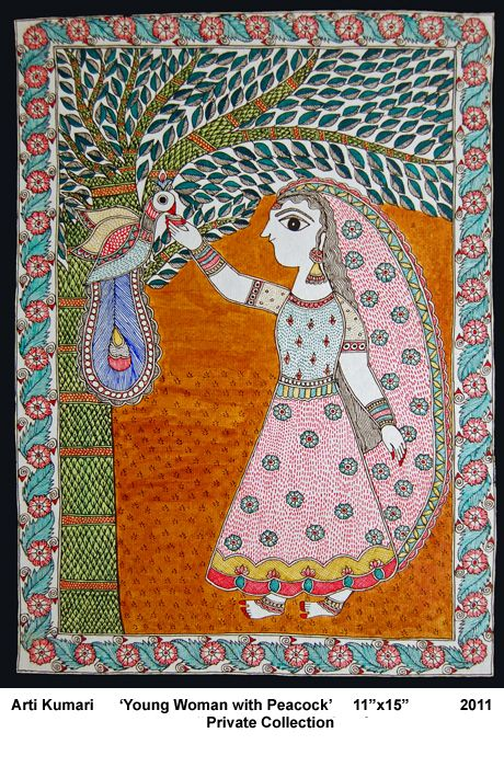 Mithila Painting | PAINTINGS