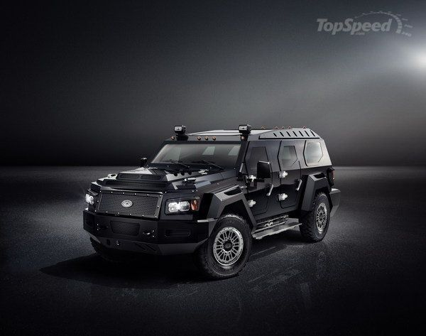 Conquest Evade  -  Luxury SUV $579K   Most Expensive SUV. Cars