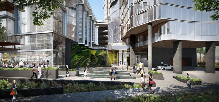 Gallery - With Ward Village, Richard Meier and Bohlin Cywinski Jackson Bring Signature Architecture to Honolulu - 9