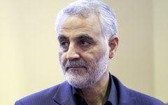 СМИ сообщили овизите вМоскву иранского генерала Сулеймани   24инфо.рф
