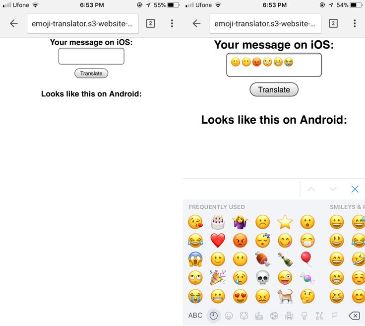 How To Translate iOS Emoji For Android Users