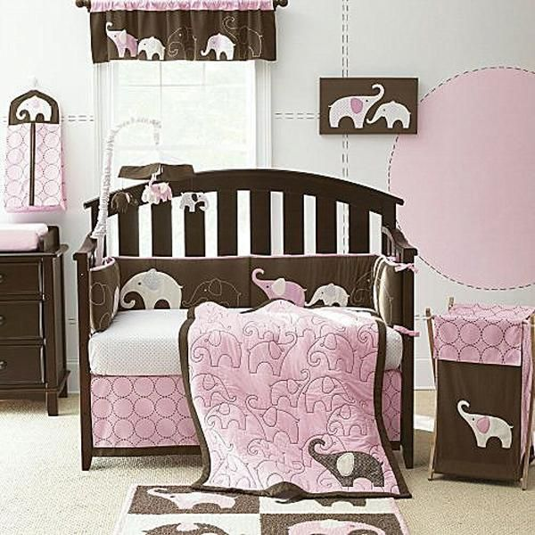 The room if the futuristic child is a girl. Obsessed with elephants.