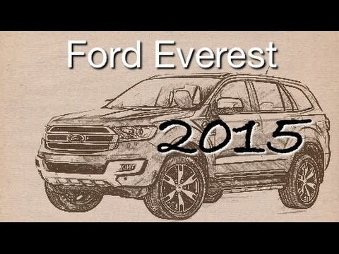 Ford Everest 2015 (Edisi Khusus Mobil 2015) - YouTube