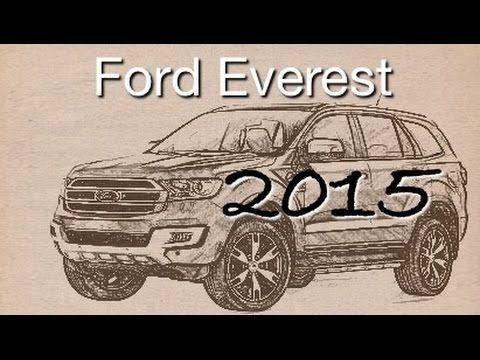 Ford Everest 2015 (Edisi Khusus Mobil 2015) - YouTube
