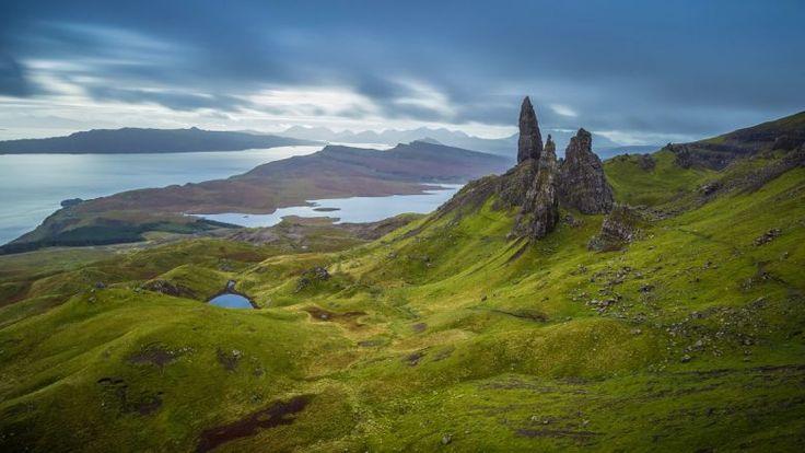 Waarom zou je in Nederland blijven als je kan genieten van de lente in Schotland? Hier vind je de overtreffende trap van 'natuur'. Dit is de place to be voor al je outdoor activiteiten.