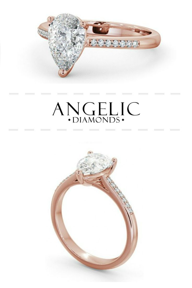 This oval engagement ring features a stunning oval shaped diamond in the centre, with 2 channels of round shaped diamonds running down either side of a rose gold band. Customise your perfect engagement ring today with #AngelicDiamonds. #Wedding #Engagement #Engaged #EngagementRing #Diamond #Diamonds #RoseGold #Ring #Jewellery #Jewellery #DiamondJewellery #DiamondJewelry #DiamondRing #RoseGoldJewellery #RoseGoldJewelry #RoseGoldRing #GoldRing #GoldJewellery #Rings
