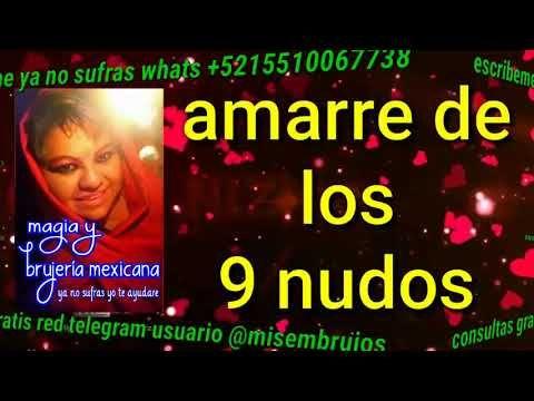 9 NUDOS AMARRALO FUERTE - HECHIZOS SE AMOR - CONJUROS DE AMOR - BRUJAMOR - YouTube