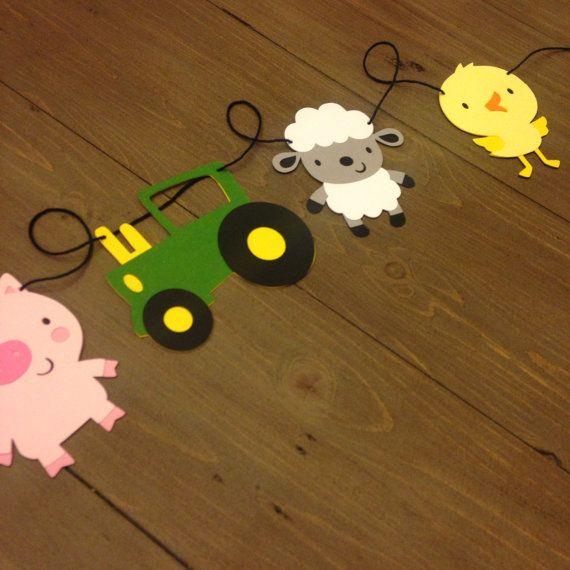 Las 25 mejores ideas sobre cumplea os de granja en - Ideas 18 cumpleanos chico ...