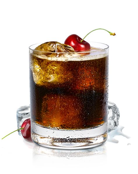 Little Black Dress Cocktail Recipe